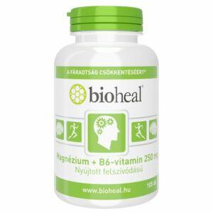 Bioheal Magnézium + B6 tabletta 70x