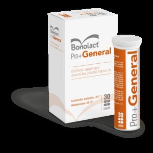 Bonolact Pro+Generál tápszer kapszula 30x
