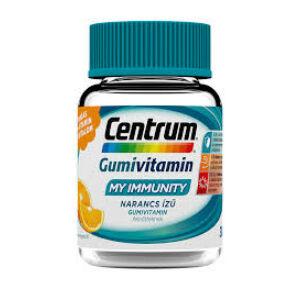 Centrum My Immunity gumivitamin narancs felnőtteknek 30x