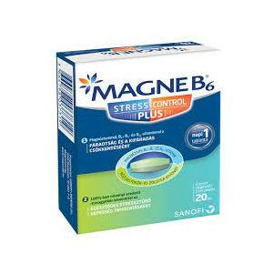 Magne B6 StressControl plus tabletta 20x