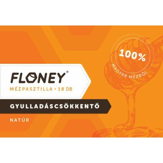 Floney Mézpasztilla natúr  18x