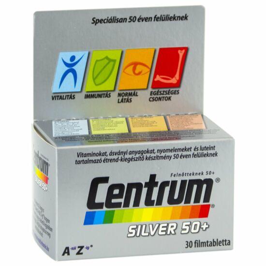 Centrum Silver A-tól Z-ig filmtabletta 30x