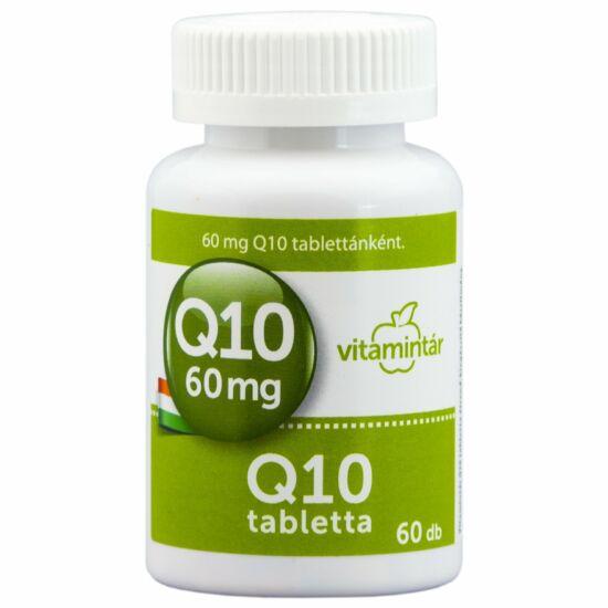 Béres Vitamintár Q10 60 mg tabletta 60x