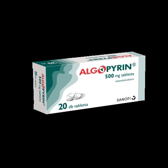 Algopyrin tabletta 20x