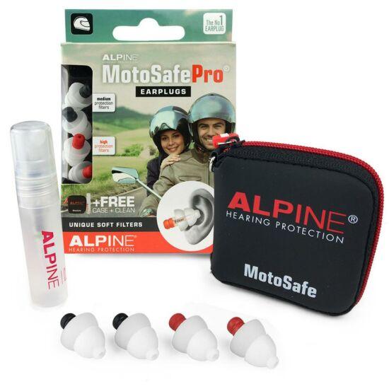 Füldugó Alpine Motosafe PRO motorosoknak 1pár