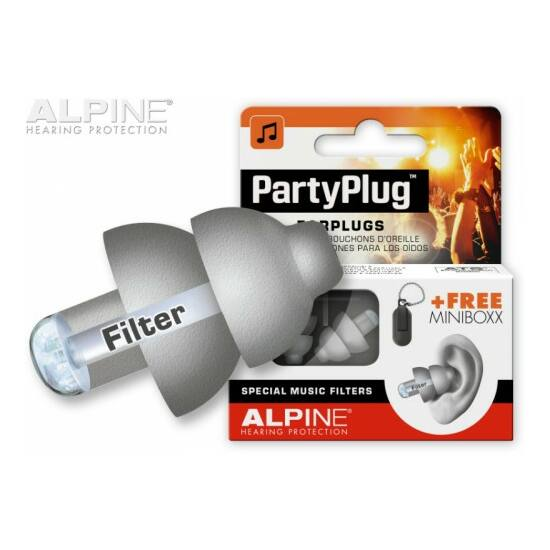 Füldugó Alpine PartyPlug pár