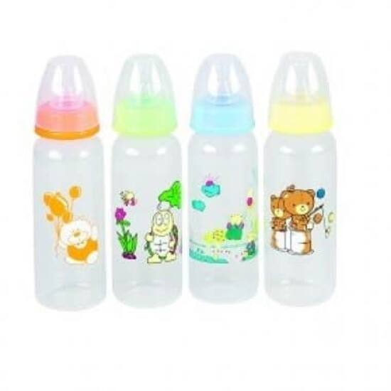 Baby Bruin cumisüveg műanyag 250ml