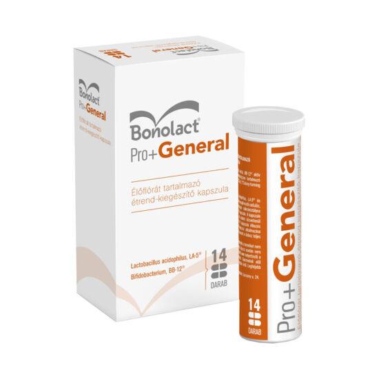 Bonolact Pro+Generál tápszer kapszula 14x