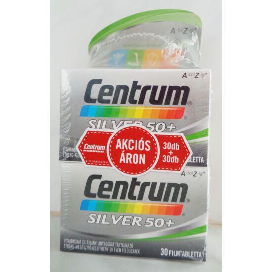 Centrum silver filmtabletta 30+30x