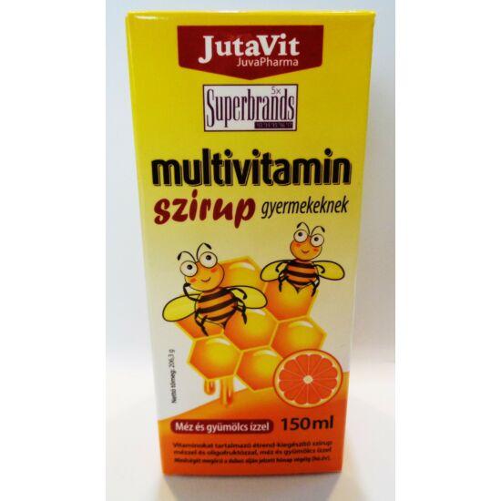 Jutavit Multivitamin szirup gyermekeknek 150ml