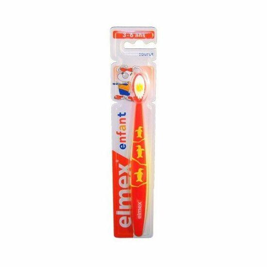 Elmex fogkefe gyerek 3-6 év 1x