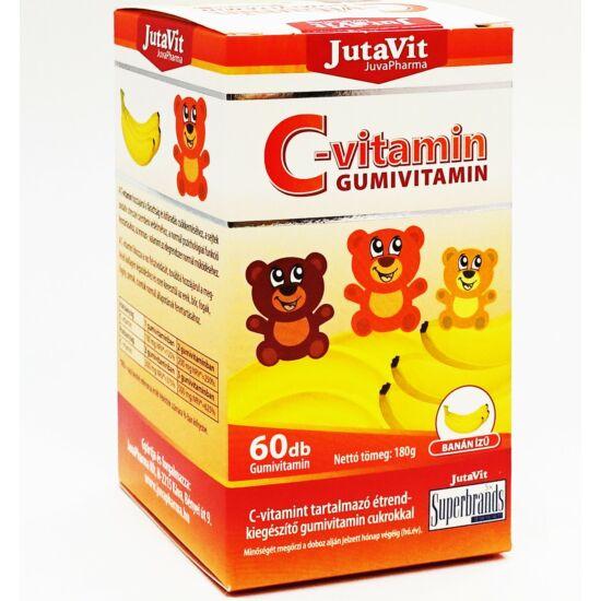 Jutavit C vitamin gumivitamin 100 mg 60 db