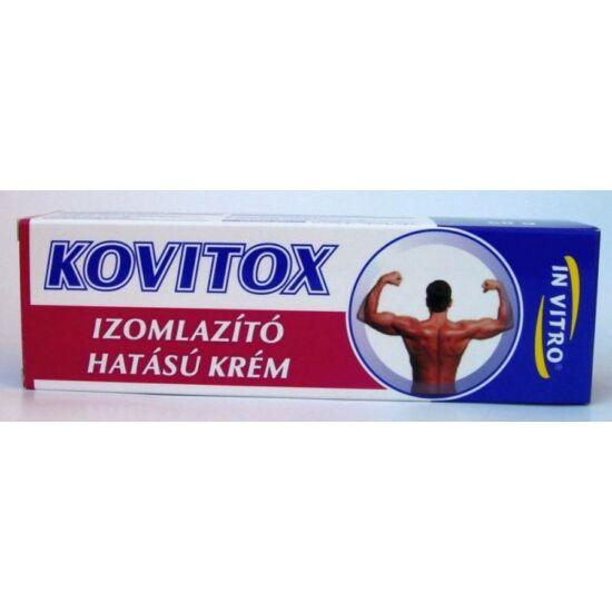 Kovitox izomlazító krém 60g