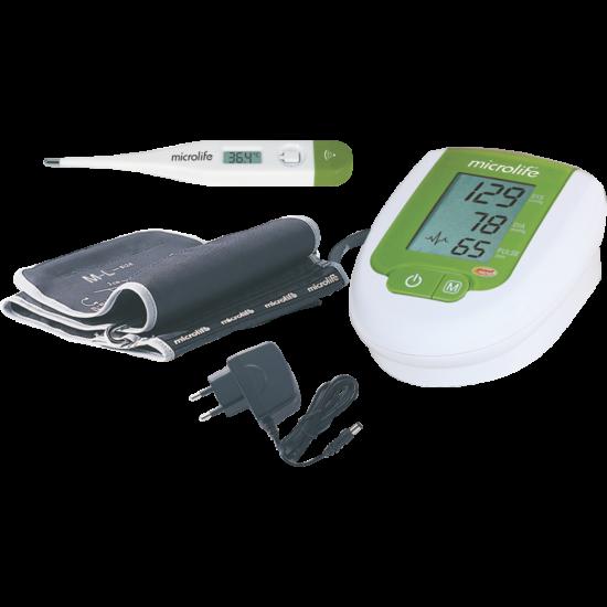 Microlife BP 3AG1 automata felkaros vérnyomásmérő csomagban