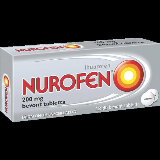 Nurofen 200 mg tabletta 12x