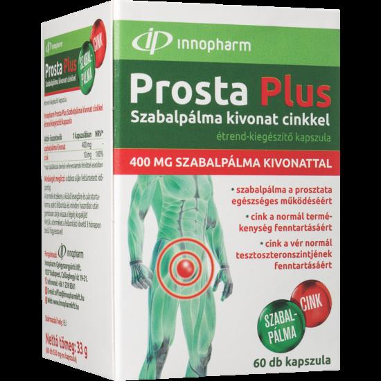 VitaPlus Prosta Plus szabalpálma + cink kapszula 60x