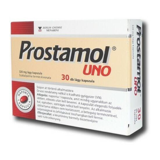Prostamol Uno kapszula 30x