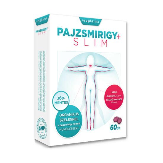 YesPharma Pajzsmirigy + Slim kapszula  60x