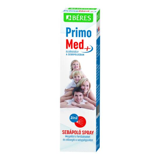 Béres Primo Med + spray 150ml
