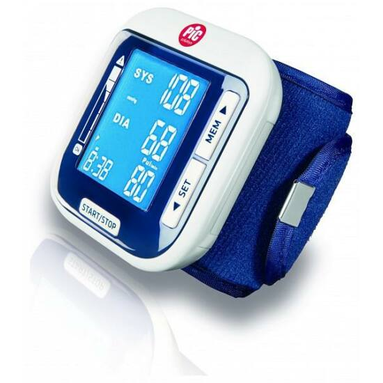 Smart Rapid PiC solution csuklós vérnyomásmérő