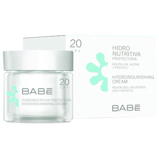 Babé hidratáló tápláló arckrém SPF20 fényvédővel 50ml