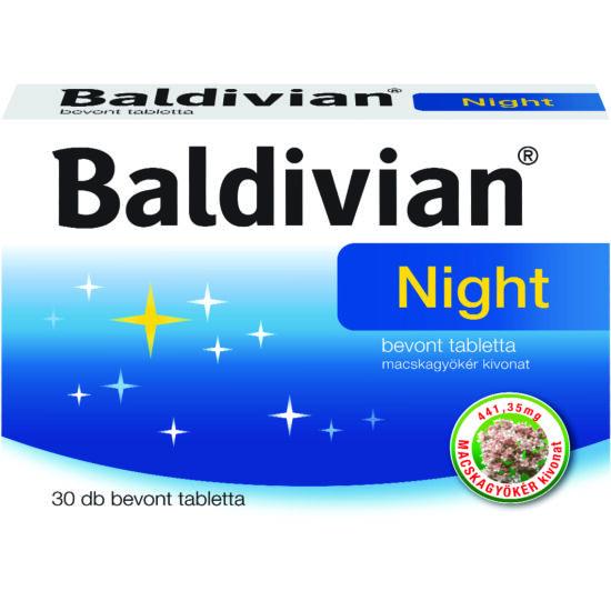 Baldivian Night tabletta 30x