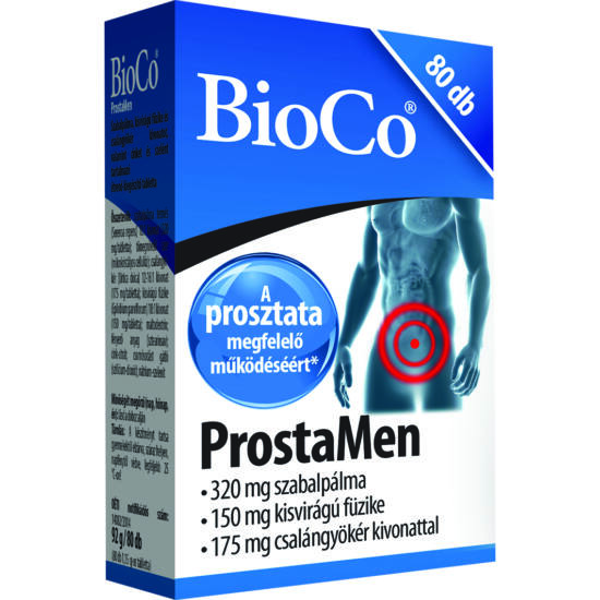 BioCo ProstaMen tabletta 80x