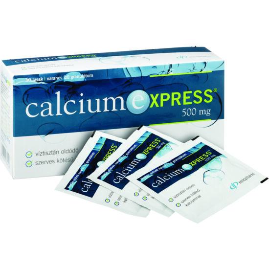 Innopharm Calcium express 500mg granulátum 30x