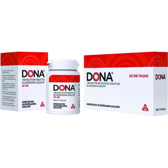 Dona 1500 mg por belsőleges oldathoz 20x3,95g