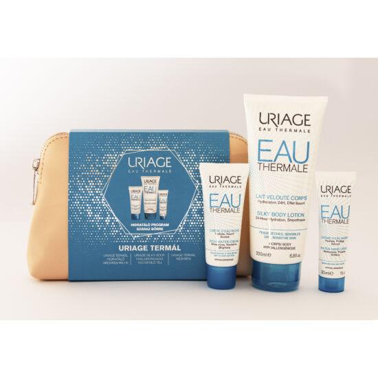Uriage Termál hidratáló neszesszer száraz bőrre