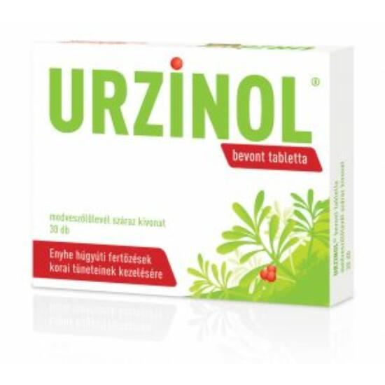 Urzinol tabletta 30x