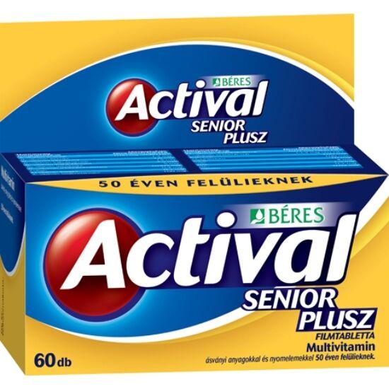 Actival Senior Plus filmtabletta 60x
