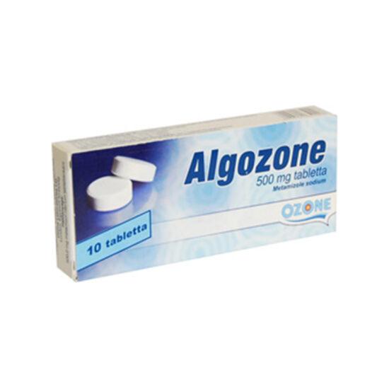 Algozone 500mg tableta 10x