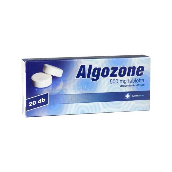 Algozone 500mg tableta 20x