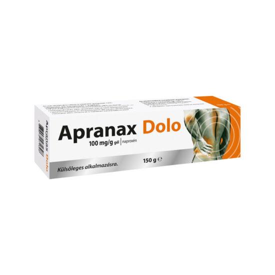 Apranax Dolo 100 mg/g gél 150g