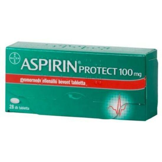Aspirin® Protect 100 mg tabletta 28x