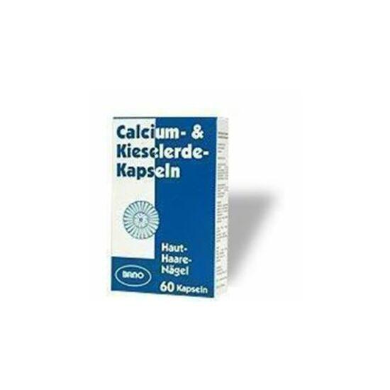 Báno Calcium-kovaföld kapszula 60x
