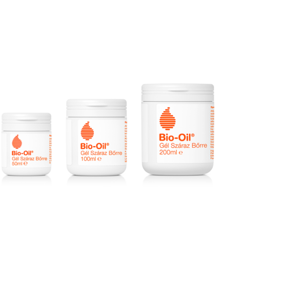 Bio Oil bőrápoló gél száraz bőrre 100ml