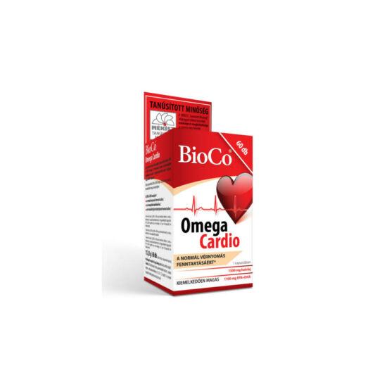 BioCo Omega Cardio kapszula 60x