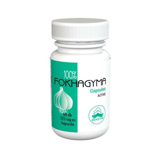 Bioextra Fokhagyma kapszula  60x