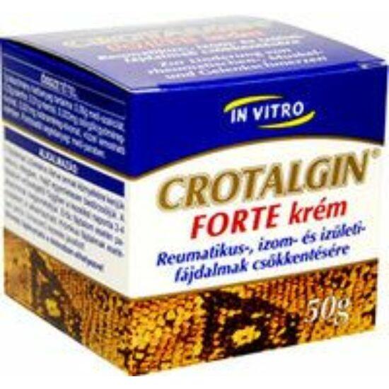 Crotalgin Forte krém 50g