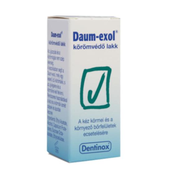 Daum-exol® körömvédő lakk 10ml