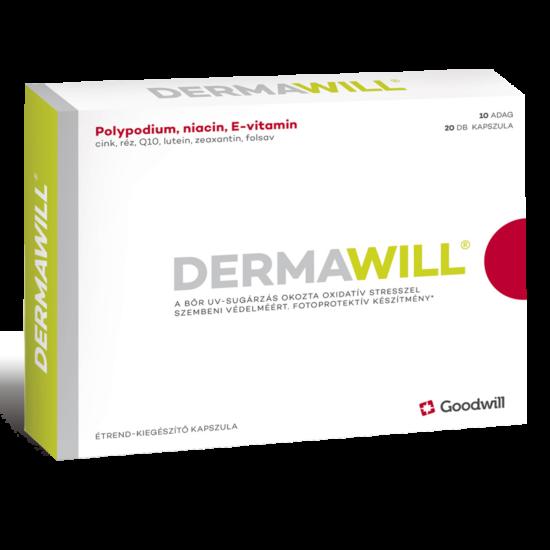 Dermawill® kapszula 20x