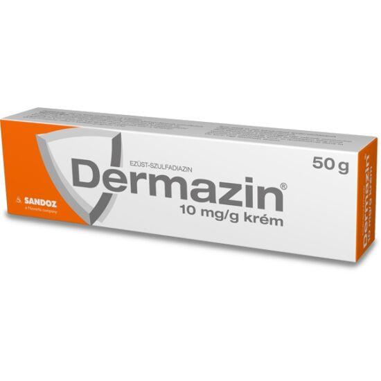 Dermazin 10 mg/g krém 1x 50g