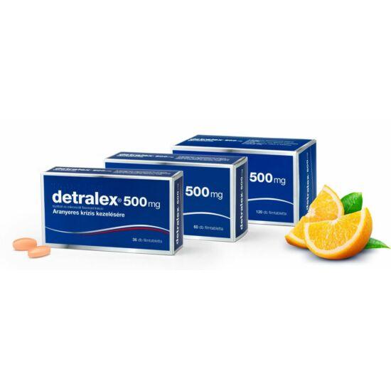 Detralex 500 mg filmtabletta 30x