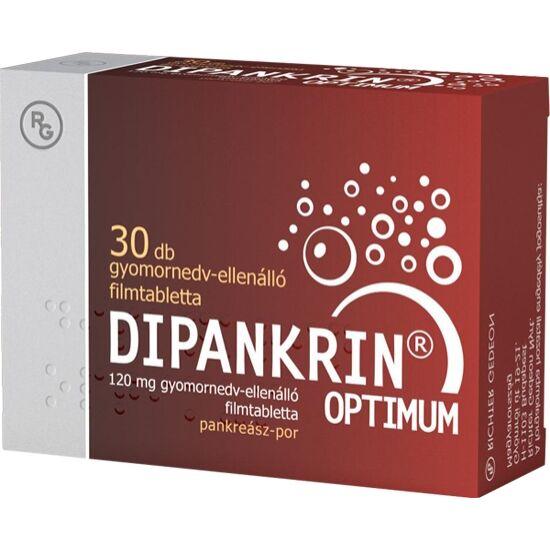 Dipankrin optimum 120mg filmtabletta 30x