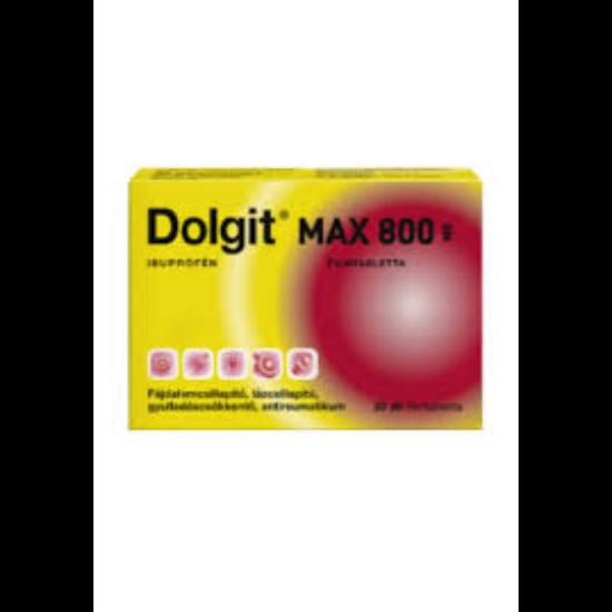 Dolgit Max 800 mg filmtabletta 20x