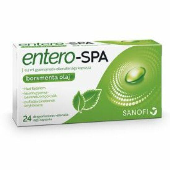 Entero-Spa 0,2ml lágy kapszula 24x