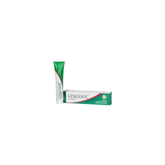 Gingisol foggél 50ml
