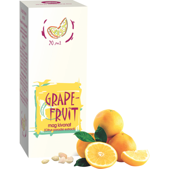 Bioextra grapefruitmag kivonat 20ml